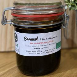 Caramel à la fleur de sel de Camargue